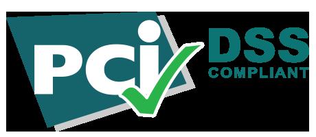 PCI DSS Complaint Logo